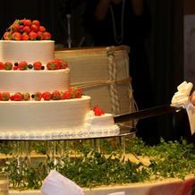 ウェデングケーキ