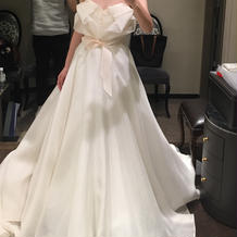 素敵なドレスが沢山ありました