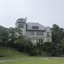 旧西尾邸外観