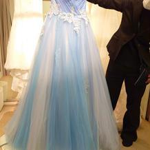 プラン内ドレス