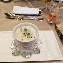 冷製スープカレー
