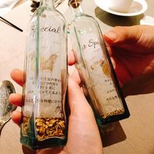燻製の香りを楽しめる小瓶