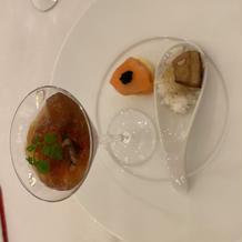 ファグラのご飯が特に美味しかったです