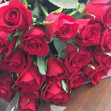 バラの花束21本