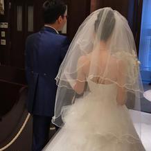 タキシード&ウエディングドレス