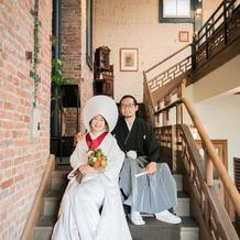 この階段に惚れました