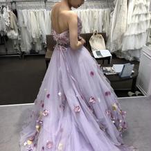 ラプンツェルドレスも好きです
