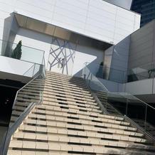 大階段(天候の良い時)