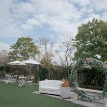 ガーデン、フォトスペース