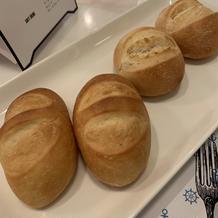 試食についてきたパン2種