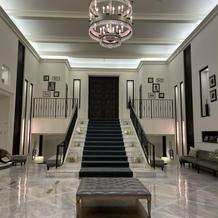 ヴィクトリアハウスの大階段