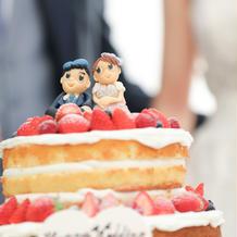 幸せになれるケーキ