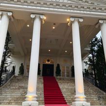 ホワイトハウス 大階段