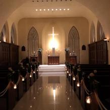 素敵な教会でした