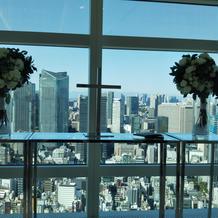 高層階からの眺めは最高です。