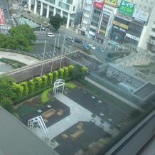 特典宿泊スイートルーム(ガーデン景色)