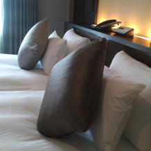 特典宿泊スイートルーム(ベッド)
