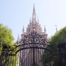 憧れの大聖堂!!