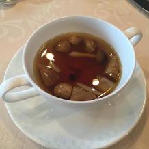本番 スープ