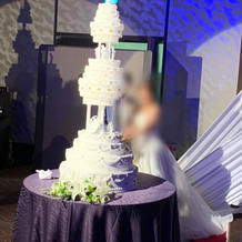 ケーキ入力シーン