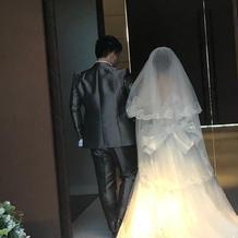 ウエディングドレス、タキシード