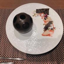 チョコレートドーム