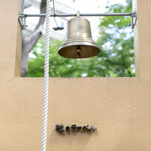 チャペルの鐘