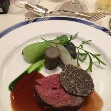 牛フィレ肉(メイン)
