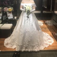 マシェリさんドレス
