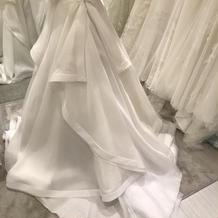 ドレスが沢山ありました。
