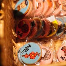 都道府県アイシングクッキー