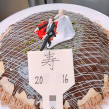 お好み焼きケーキ