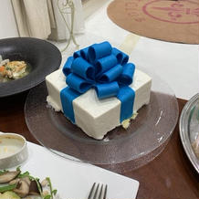 ケーキも可愛くしてもらいました。