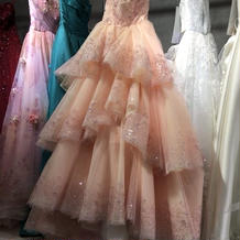 ブランドドレスの一部
