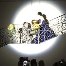 憧れの大階段☆
