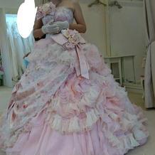 選ばなかったドレスたち 2