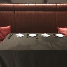 披露宴会場(レストラン)ソファー席