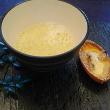 青豆のポタージュスープ