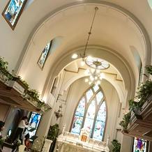 神前式の教会