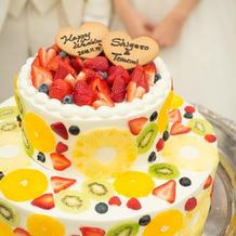 ケーキ全体図