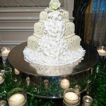 ケーキ入刀用ケーキ