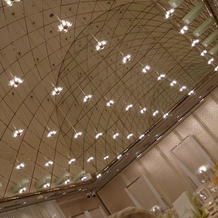 天井のライト