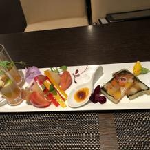 前菜(野菜ソムリエが選ぶ新鮮野菜)